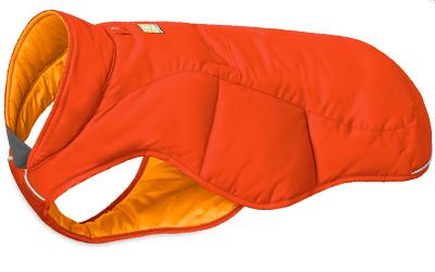 Winterjacke Ruffwear Quinzee, Sockeye Red