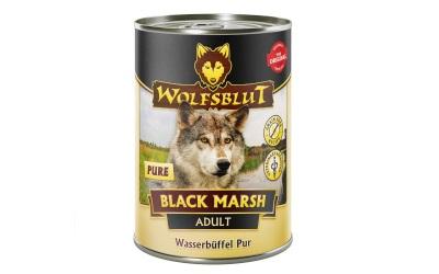 Wolfsblut Black Marsh PURE ADULT Nassfutter für Hunde