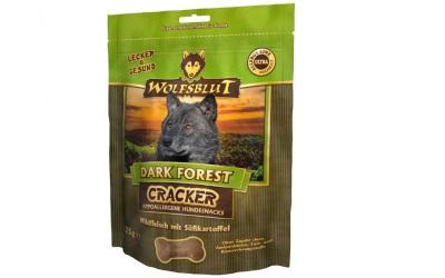 Wolfsblut Dark Forest Cracker für Hunde mit Wildfleisch