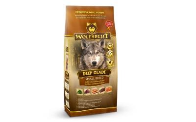 Wolfsblut Deep Glade Small Breed Trockenfutter für Hunde kleiner Rassen mit Rothirsch und Wasserbüffel