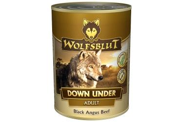 Wolfsblut Down Under Adult Nassfutter für Hunde mit Black Angus Beef