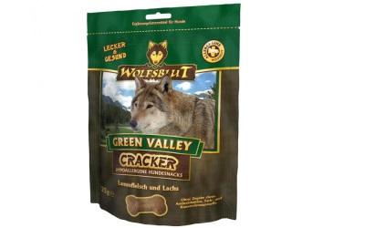 Wolfsblut Green Valley Cracker für Hunde mit Lammfleisch