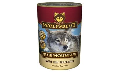 Wolfsblut Nassfutter Blue Mountain