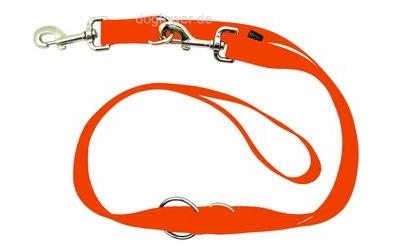 Wolters Führleine Basic, orange