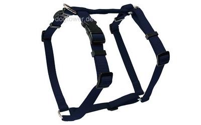 Wolters Hundegeschirr Basic, marine-blau