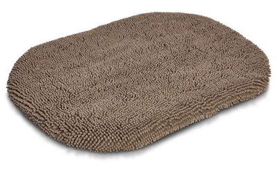 Wolters Cat & Dog Cleankeeper ovale Matte, warm grey