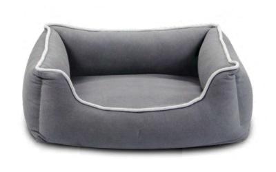 Wolters Eco-Well Hunde Lounge grau/hellgrau