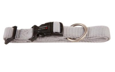 Wolters Halsband Professional, silber