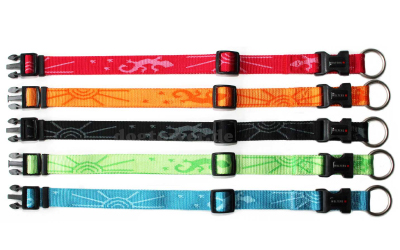 In fünf unterschiedlichen Farben erhältlich