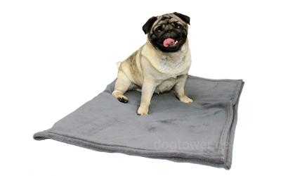 Weiche Liegefläche für Hunde, anthrazit
