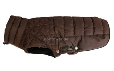 Wolters Thermosteppjacke Boston Braun