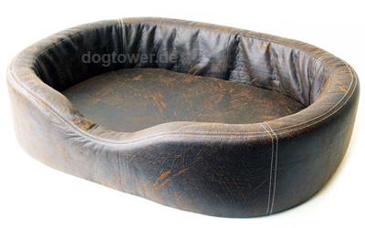 Wolters VIP Lounge Hundebett, antik-braun