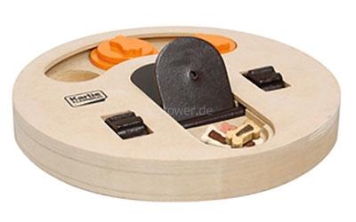 Intelligenzspielzeug Wooden Brain Train Helios