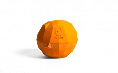 zee.dog Hundespielzeug super Orange