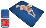 Aqua Coolkeeper Cooling Pet Pad/Blanket Hundedecke, red western