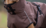 ACTIVE cape LIGHT mini Hundemantel, brown