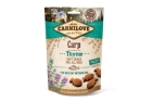 Allco Carnilove Leckerli Soft Snack Carp with Thyme