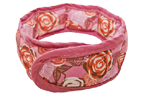 Aqua Coolkeeper Cooling Collar Hundehalsband, Roses