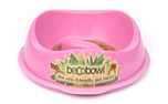 Beco Slow Food Bowl Hundenapf, pink
