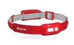 BioLite HeadLamp 330 wiederaufladbare Stirnlampe, red