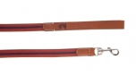 Buddys Dogwear Baseball red dog lead