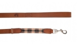 Buddys Dogwear Edinburgh beige dog lead