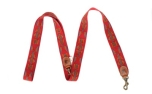 Buddys Dogwear Etna Red adjustable dog lead