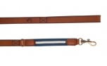 Buddys Dogwear Navy blue dog lead