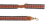 Buddys Dogwear Peruvian Arrow Blue Lead