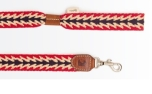 Buddys Dogwear Peruvian Arrow Red Lead