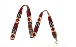Buddys Dogwear Peruvian Indian adjustable dog lead