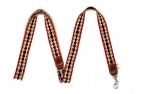 Buddys Dogwear Peruvian Red Arrow Adjustable Lead