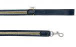 Buddys Dogwear Reforce Navy dog lead