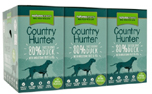 Country Hunter Dog Frischebeutel 80% Saftige Ente