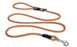 Curli Stretch Comfort Leash orange