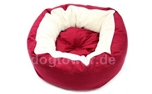 Lotus Hundebett Mini, waldbeere