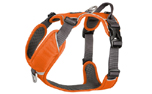 Dog Copenhagen Comfort Walk Pro Harness Hundegeschirr, orange sun