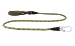 Dog Copenhagen V2 Urban Rope Leash hunting green