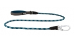 Dog Copenhagen V2 Urban Rope Leash ocean blue