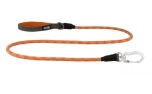 Dog Copenhagen V2 Urban Rope Leash orange sun