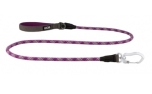 Dog Copenhagen V2 Urban Rope Leash purple passion