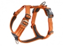 Dog Copenhagen V2 Walk Harness (Air) Orange Sun