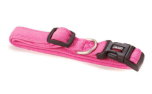 Dog Gone Smart Halsband Le Petit fuchsia