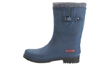 doggo Lotte BRUSHED Winterstiefel, blau/schwarz