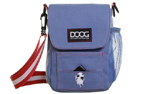 Doog Shoulder Bag Umhängetasche, blau
