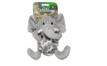 duvo+ Zoo Friends Elsa Elefant Ball Grau
