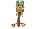 duvo+ Zoo Friends Gino Giraffe Stock Braun