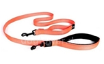 Ezydog Hundeleine Soft Trainer Traffic Control, blaze-orange