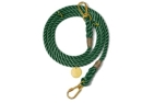 Found My Animal Hunter Green Rope verstellbare Hundeleine