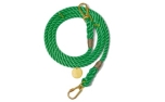 Found My Animal Miami Green Rope verstellbare Hundeleine